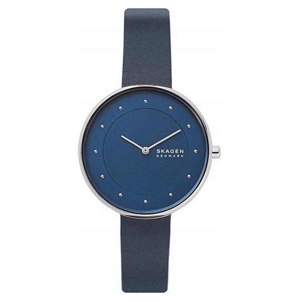 【送料無料】SKAGEN スカーゲン レディース 腕時計 SKW2812 Gitte ギッテ 時計 女性用 ネイビー【あす楽対応】【プレゼント】【ブランド】【セール】