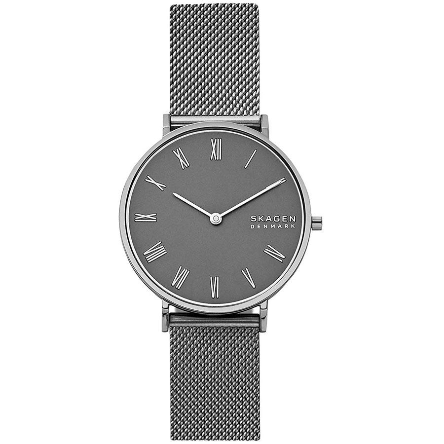 【送料無料】SKAGEN スカーゲン レディース 腕時計 SKW2814 DRESS ドレス 時計 女性用 グレー メッシュベルト【あす楽対応】【プレゼント】【ブランド】【セール】