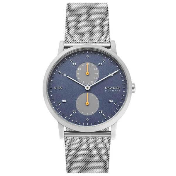 【送料無料】SKAGEN スカーゲン メンズ 腕時計 SKW6525 KRISTOFFER クリストファー 時計 男性用 ブルー×グレー×シルバー【あす楽対応】【ブランド】【プレゼント】【セール】