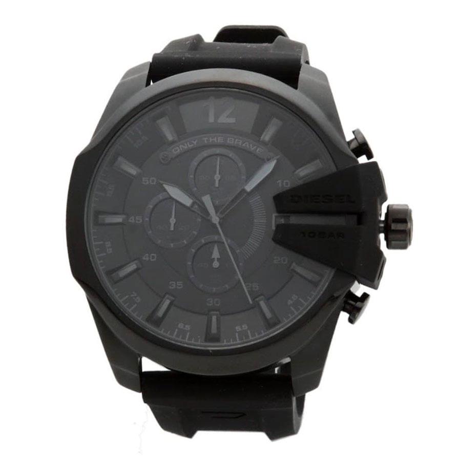 【送料無料】ディーゼル 時計 DIESEL 腕時計 DZ4378 メンズ MEGA CHIEF メガチーフ オールブラック ウォッチ とけい【あす楽対応】【プレゼント】【ブランド】【セール】