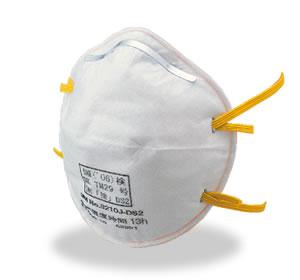 シンプルで高い性能を持つ防塵マスクです 粉剤 液剤などの殺虫剤散布にも使えて便利 3M スリーエム 防塵マスク マスク 粒子捕集効率95%以上 アウトレットセール 特集 ファクトリーアウトレット 20枚 防じん No.8210J‐DS2 使い捨て