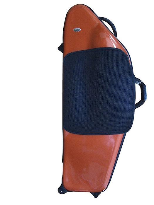 在庫あり 即日発送可能!bags バリトンサックスケース メタリック【EVOLUTION METAL COPPER】