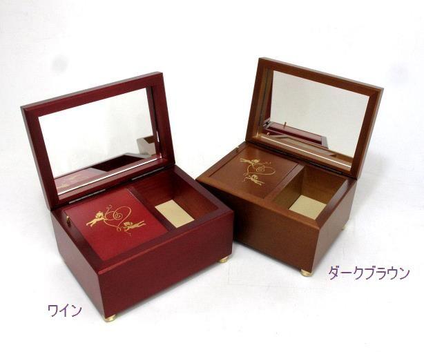 【お好きなコブクロの曲をお選び下さい♪】コブクロ・コレクション・ミニ宝石箱18Nタイプオルゴール