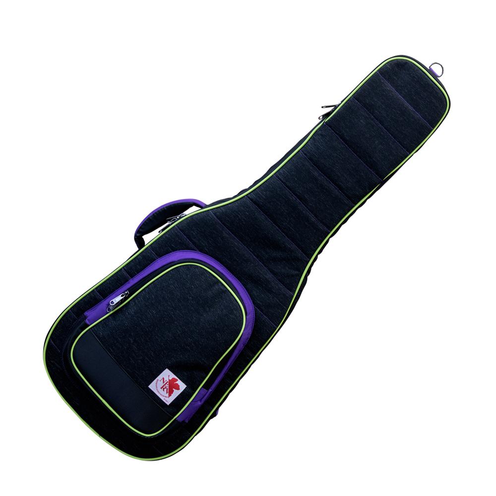 KC エヴァンゲリオン オリジナル ギターバッグ 初号機 EVAGBE01 EG用