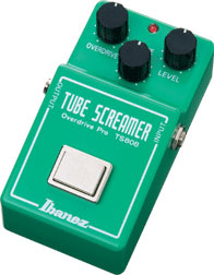 Ibanez TS808 TUBE SCREAMER チューブスクリーマー
