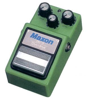 Maxon OD-9 (Overdrive)