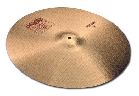 PAISTE「2002」Medium Crash 20""
