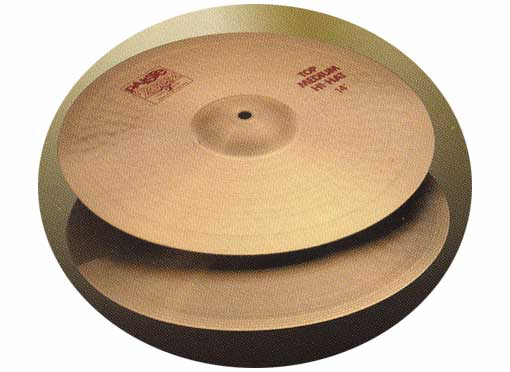 "PAISTE 2002 Classic Medium Hi-Hat 14""Bottom"