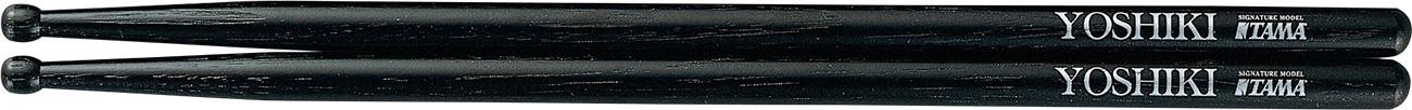 TAMA H-YKB 安値 YOSHIKI ヨシキ 1セット を ドラムスティック 完売