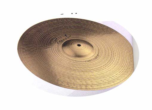 PAISTE Line The Paiste Line Crash Signature Paiste Fast Crash 18