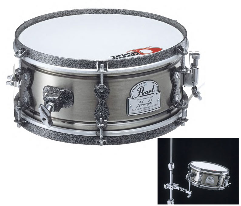 Pearl Q-Popper Timbale Snare ETE-1205MQ
