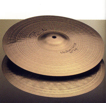 "PAISTE The Paiste Line Signature Medium Hi-hat 14"" Top パイステ ハイハット トップのみ"