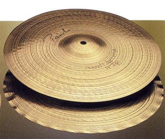 "PAISTE The Paiste Line Signature Sound Edge Hi-Hat 14""Topのみ"