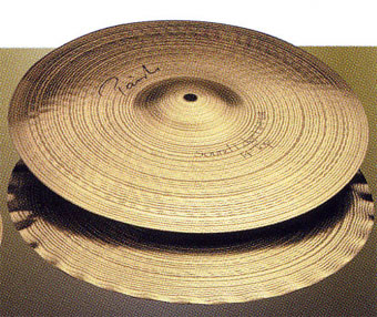 "PAISTE The Paiste Line Signature Sound Edge Hi-Hat 14""SET"