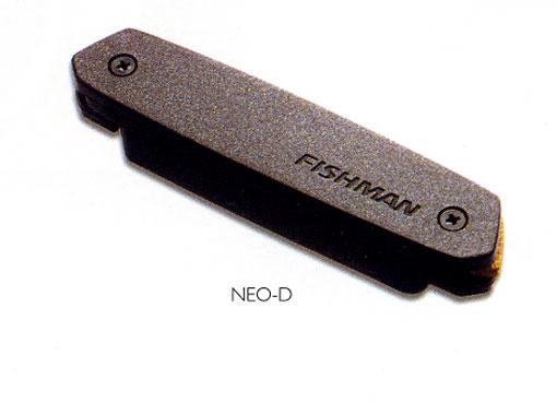 FISHMAN NEO-D(Hum)LFSHNEOD02 フィッシュマン ピックアップ