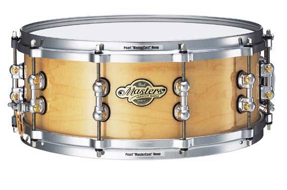 Pearl MRP1455S/C (NL) 102 パール スネア ドラム ナチュラル・メイプル