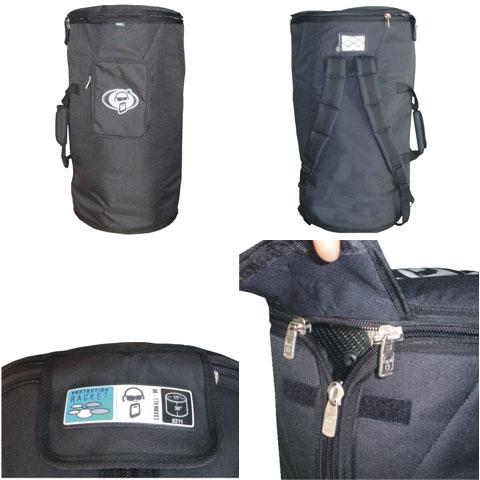 "PROTECTIONracket コンガケース:10""×30""(直径37cm,深さ72cm)LPTR10CONGA"