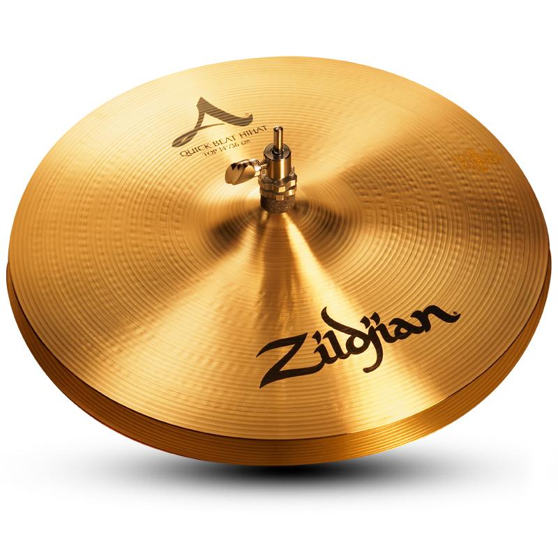 Zildjian A Zildjian Quick Beat HiHats:14