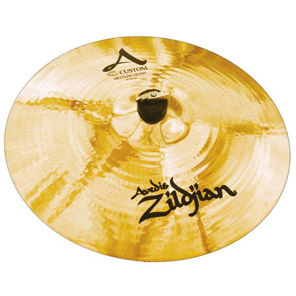 Zildjian A Custom Medium Crash:16