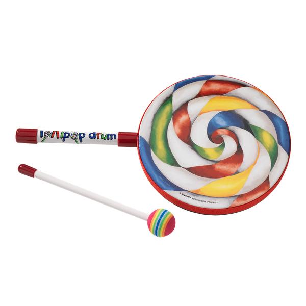 REMO ロリポップドラム (Kids Lollipop Drums ) LREMET711000