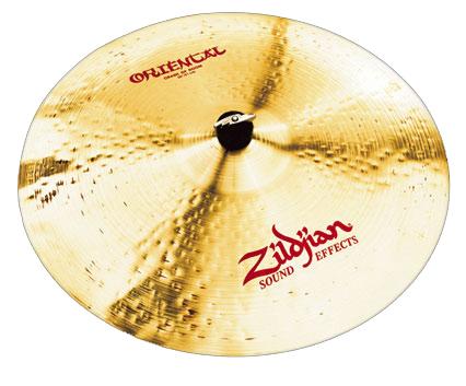 Zildjian ORIENTAL CRASH CRASH Zildjian OF ORIENTAL DOOM:20