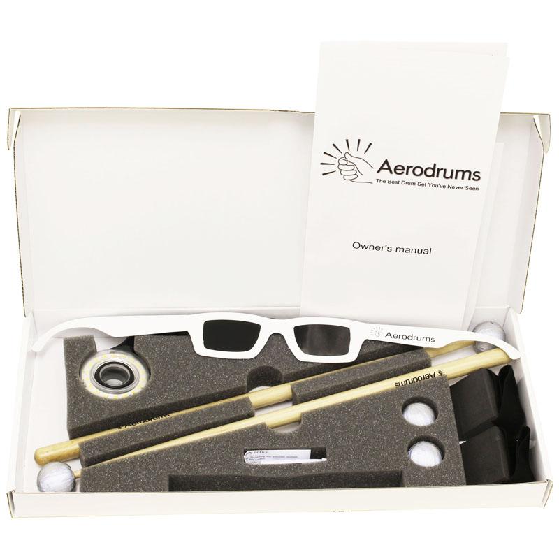 Aerodrums Aerodrums (本体)&PlayStationEye (カメラ) Set エアロドラム セット