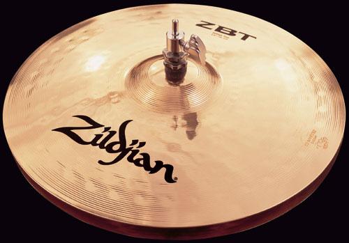 Zildjian ZBT HiHats:14
