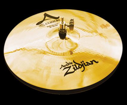 Zildjian A Custom HiHats 14