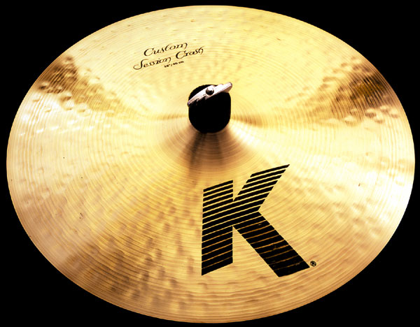 Zildjian K Custom SESSION CRASH:16