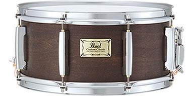 Pearl CL1465SN/C:#382 パール スネア ドラム ネイチャーウォルナット