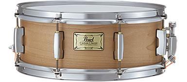 Pearl CL1455SN/C:#380 パール スネア ドラム ネイチャーメイプル