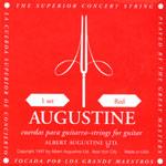 Augustine クラシックギター弦 RED を 2セット