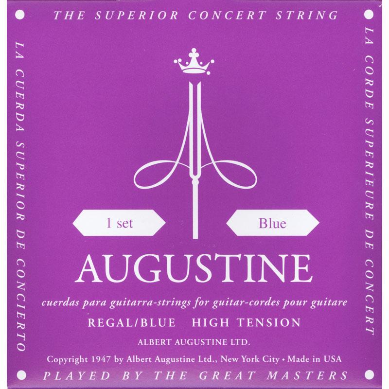 Augustine クラシックギター弦 REGAL/Blue Set を 6セット