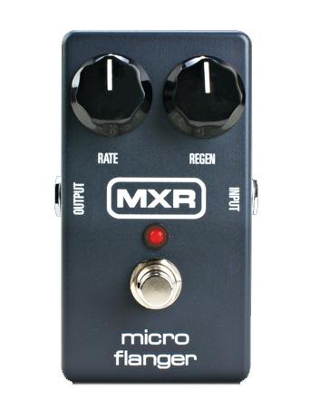 MXR M-152 MICRO FLANGER マイクロフランジャー