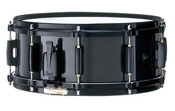 Pearl CMN1455S/B (Carbonply Maple) パール スネア ドラム クリアーカーボン