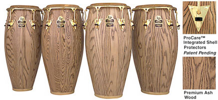 LP Galaxy Giovanni Series Congas:LP804Z-AW 9-3/4