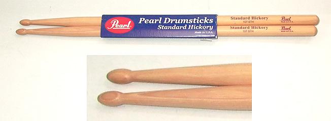 Pearl 107STH を 12セット パール ドラムスティック