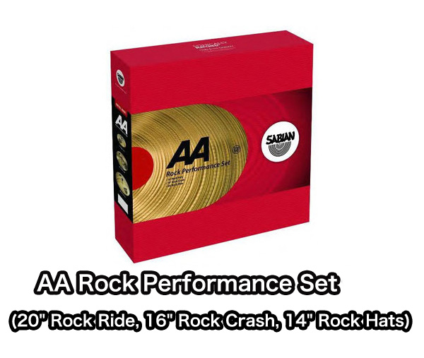 Sabian Series AA Sabian Series Rock Performance Set AA-PFSET/R セイビアン セイビアン シンバルセット, チョウナンマチ:873cb83b --- officewill.xsrv.jp