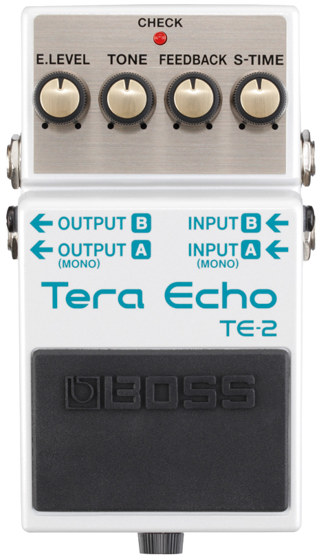 BOSS TE-2 Tera Echo ボス テラ・エコー
