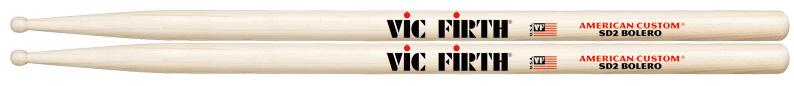 VicFirth VIC-SD2 VicFirth を VIC-SD2 3set 3set ヴィックファース ドラムスティック, ブリスエレファントカフェテリア:8803ea3e --- officewill.xsrv.jp
