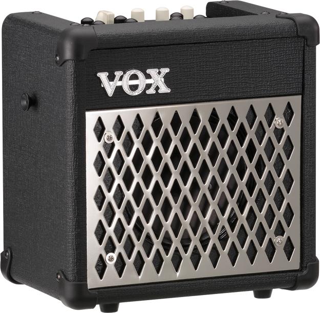 VOX MINI5 Rhythm Black ボックス ギターアンプ