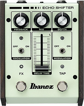 Ibanez ES2 Echo Shifter(アナログディレイ
