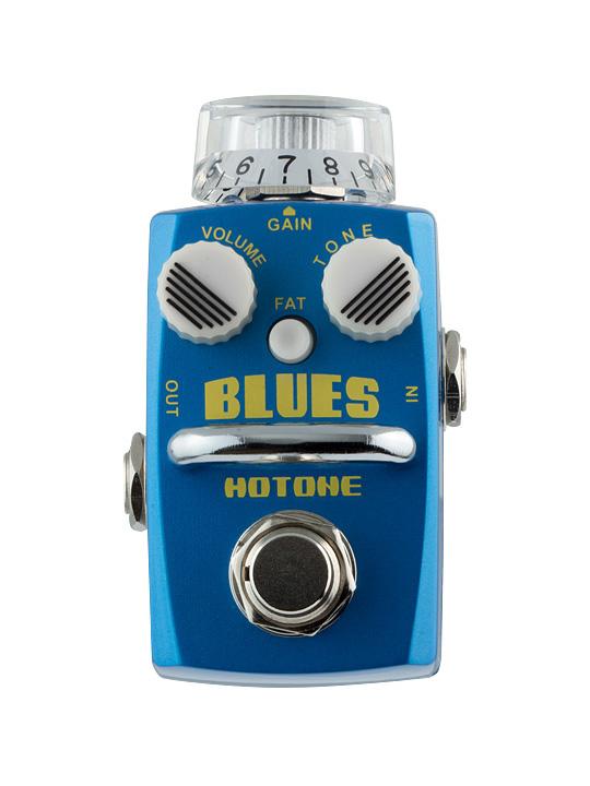 BLUES(ブルース/オーバードライブ) HOTONE