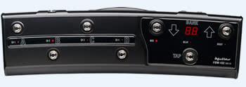 Hughes&Kettner FSM432 MKIII MIDI BOAD (HUK-FSM432 3) フットコントローラー
