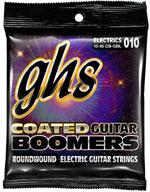 ghs CB-GBL Coated を 12set エレキギター コーティング弦