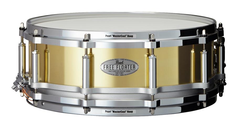 Pearl FTBR1450 FreeFloating Brass パール スネアドラム ブラス フリーフローティング