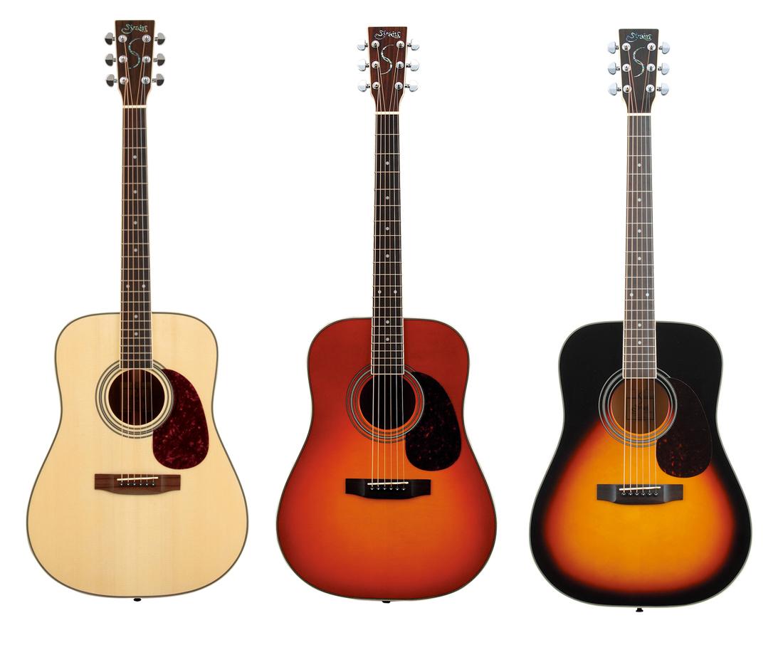 S.Yairi YD-3M ヤイリ アコースティックギター 3Tone Sunburst