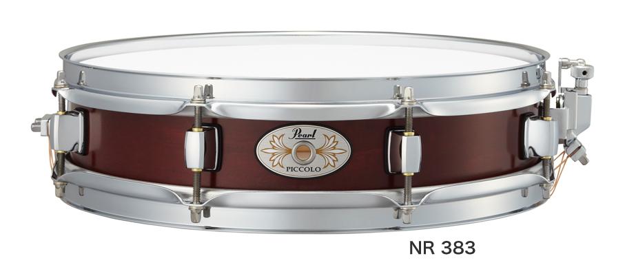 Pearl M1330:383NR ネーチャーワインレッド パール ピッコロスネア ドラム