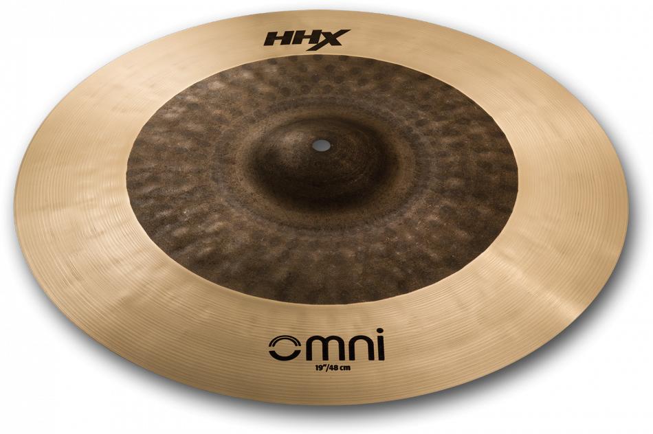 "Sabian HHX OMNI Designed by Jojo Mayer 19"" HHX-19OMX セイビアン シンバル"