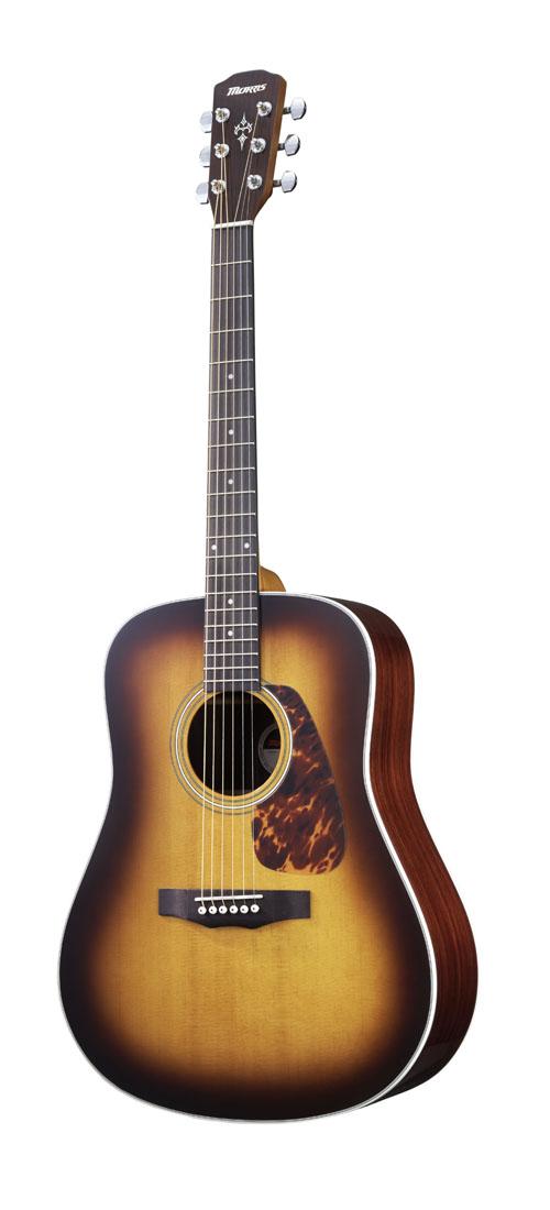 Morris M401 TS mmi 4398 モーリス アコースティックギター